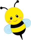 Bee Clipart 4